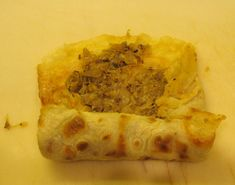 Polish 'krokiety' are usually rolled pancakes filled with meat, cabbage, cheese or mushrooms, fried in breadcrumbs. The...