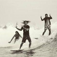 "surfvivor: "" Craig Anderson,Ozzy Wrong and Dion Agius photo:johnrespondek "" Craig Anderson, Surfer Guys, Skate Surf, Class Design, Athletic Gear, Surf Girls, Surfs Up, Surfing, Adventure"