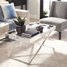 Lana Adjustable Coffee Table | Pier 1 Imports