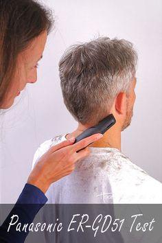 Interessanter Haarschneider