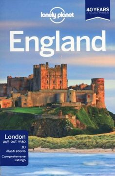 Lonely Planet England (Travel Guide):Amazon.co.uk:Books