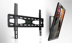 Oferta: Od 22,99 zł: wytrzymały i ergonomiczny uchwyt do TV – 4 modele do wyboru, z regulacją lub bez, w [missing {{location}} value]. Cena: 22,99zł