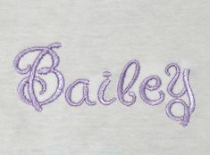 Fonts :: Embroidery Fonts :: Puppy Love Embroidery Font