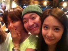 HaHa happily contemplates dating YoonA or Son Ye Jin