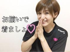 栗原恵 Cool & Fun PLAY VOLLEYBALL キャンペーン