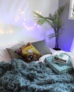 A very cozy situation ✨ #UOHome #Space15Twenty #LosAngeles