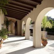 Finton Construction - Santa Barbara Style - Newport Beach, California