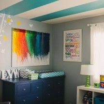 "Projects | Project Nursery... TONS of nursery photos and ideas on this site. Also a tab with pics and ideas for their room when they're past the ""baby"" stage."
