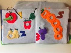 La Oruguita Glotona - The Hungry Caterpillar        A book based on The Hungry Caterpillar story by Eric Carle.   La Oruguita Glotona, est...