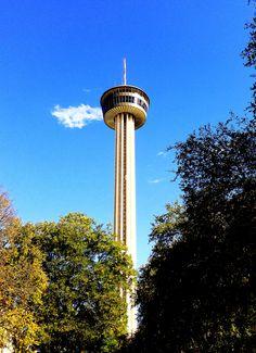 Tower of the Americas San Antonio, Texas
