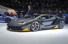 Lamborghini Centenario – 759bhp V12 supercar lands in Geneva Autocar
