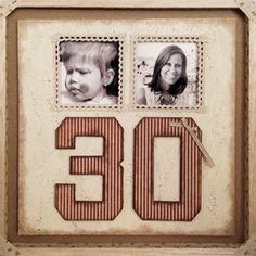 ¡Felicidades! Regalo 30 años 30th birthday gift