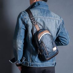 Fashion Brand Handbag Men PU Leather Chest Pack Bag Crossbody Shoulder Sling Bags Men Blue Rucksacks For Teenagers Crossbody Bags from Luggage & Bags on Bag Men, Small Man Bags, Cheap Crossbody Bags, Crossbody Shoulder Bag, Leather Handbags, Burberry Handbags, Fashion Brand, Sling Bags, Women's Handbags