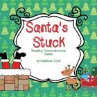 This is a set of 24 comprehension questions and a game board to use with the book Santa Stuck by Rhonda Gowler Greene and Henry Cole. Game board c. Holiday Themes, Literacy Activities, Christmas Activities, Christmas Crafts, Library Lesson Plans, Library Skills, Reading Comprehension Games, Comprehension Questions, Noyeux Joel