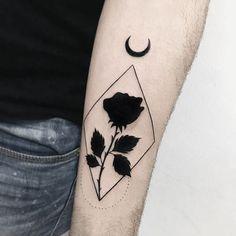 Dream Tattoos, Mini Tattoos, Flower Tattoos, Body Art Tattoos, Small Tattoos, Sleeve Tattoos, Tatoos, Henne Tattoo, Goth Tattoo