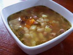 My favorite bean soup