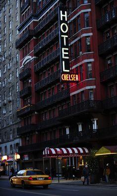The Chelsea Hotel, New York City