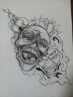 about Tattoo New School on Pinterest | New school tattoos Tattoo ...