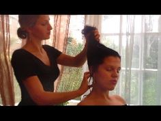 WOW, this sounds like your hair is being TOUCHED! Binaural ASMR hair play, brushing and massage