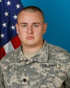 Army Spc. Joshua M. Seals, Porter Oklahoma 8-16-11.