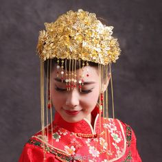 cultureincart:  Traditional Chinese Wedding Traditional costume