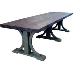 Monumental American Farm Table