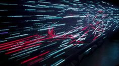 In another collaborative project with MarshmallowLaserFeast, and James Medcraft, we produced a stunning film for the launch of McLarens P12 super car.  The goal for the project was to show the P12s aerodynamic qualities in a whole new light, without actually having physical access to the car itself. Light painting has been around for decades but has never been put into full motion. Until now.