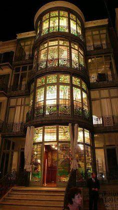 Art Deco Home in Barcelona