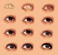 how to paint realistic eyes - Google Search