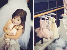 {MY LITTLE JEDI}: Sweet Ballerina Party for The Tomkat Studio