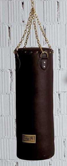 Seletti Boxitalia Leather Punching Bag