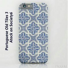 http://ift.tt/1NjUyza #tiles #tile #pattern #porto #oporto #tileaddiction #iphonecase  #samsung #smartphonecase #Portugal #portuguese