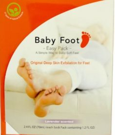 Blown Away By Baby Foot