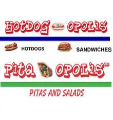 HotdogOpolis Logo  6020 N Federal Hwy  Boca Raton, FL 33487  561-988-5959  412 E Ocean Ave  Boynton Beach, FL 33435  561-734-3000  Make Every Day a Picnic!  http://www.facebook.com/HotDogOpolisBoca  https://pinterest.com/hotdogopolis  http://hotdogopolis.com  http://www.youtube.com/user/HotdogopolisBoca  https://twitter.com/HotdogOpolisFL  http://www.linkedin.com/in/hotdogopolis