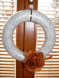 simple simple wreath