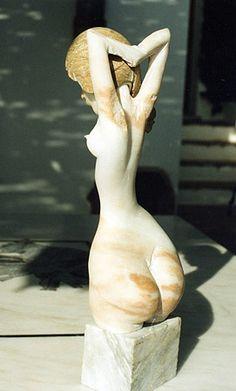 João Cutileiro - sculptures women collection