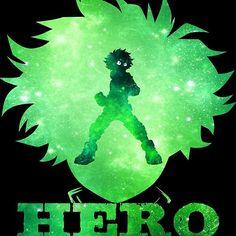 'Deku Hero Academia'  by HEARTBEATS