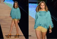 The Olivia Palermo Lookbook : Olivia Palermo at Fashion Rio