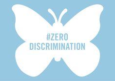 Le 1er mars est la Journée « Zéro discrimination ». À cette occasion, une campagne mondiale invite à partager des papillons. Matériel de campagne   ONUSIDA