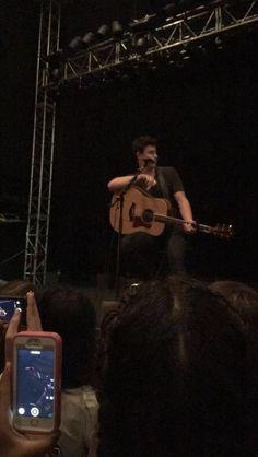 Shawn Mendes VIP Soundcheck Shawn Mendes World Tour 08/12/16 Pier Six Pavilion, Baltimore MD
