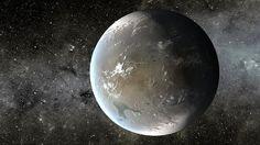Um distante planeta extrassolar, isto é, que orbita outra estrela que não nosso Sol, pode ser habitável. Localizado a cerca de 1,2 mil anos-luz da Terra na direção da constelação de Lira, o Kepler-…