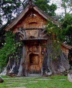 Tree. House.