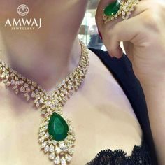 Necklaces – Page 7 – Modern Jewelry Ruby Jewelry, Jewelry Sets, Wedding Jewelry, Jewelery, Fine Jewelry, Wedding Rings, Diamond Necklace Set, Diamond Choker, Diamond Jewellery