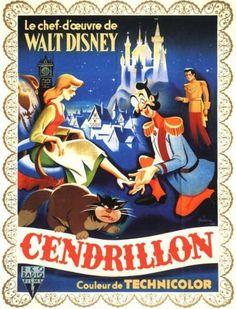 Cendrillon - Près de 700 paroles de chansons de Walt Disney !