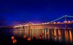 WALLPAPERS HD: San Francisco Nights