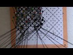 Las Labores y Manualidades de Caterine: Bolillos: Como hacer una araña o milano…
