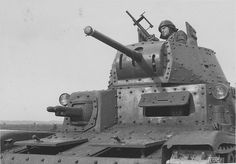 1941, Grèce, Un char italien Fiat-Ansaldo M13/40 | ww2gallery | Flickr
