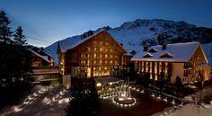 The Chedi Andermatt, Uri, Switzerland