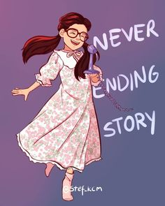 Stranger Things Suzie Singing Neverending Story by Stefanie, stef_kcm, Gabriella Pizzolo, Season 3 - funny memes