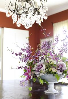 Clematis; courtesy Angie Cao Photography